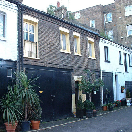 Urban Associates CODRINGTON MEWS W11
